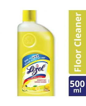 Lizol Floor Cleaner 500ml Citrus