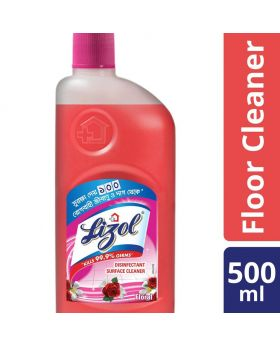 Lizol Floor Cleaner 500ml Floral