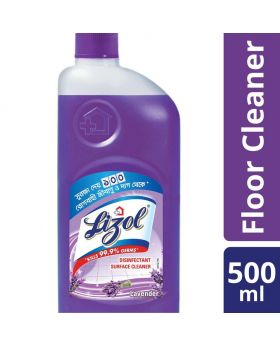 Lizol Floor Cleaner 500ml Lavender