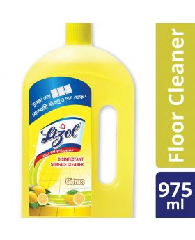 Lizol Floor Cleaner 975ml Citrus