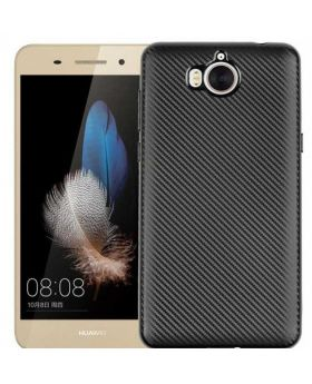 Haimen Black Back Case for Huawei Y6II bogo