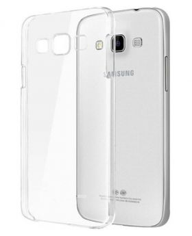 Hallsen Silver Back Case for Samsung Galaxy J7 Prime bogo