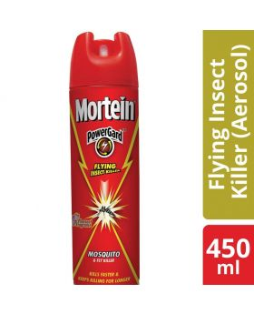 Mortein Flying Insect Killer Aerosol 450 ml