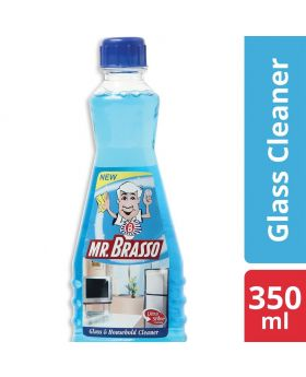 Mr. Brasso Glass Cleaner 350 ml Refill