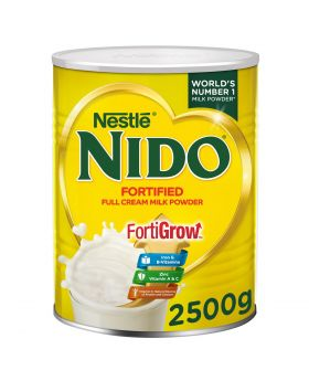 Nido Fortified Full Cream Milk Powder- 2.5kg