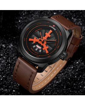 NAVIFORCE 9157 MAN QUARTZ WATCH