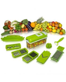 Nicer Dicer Plus Genius - Green