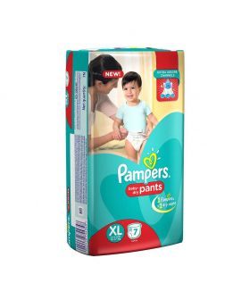 Pampers Small Size Diaper Pants,(8 Count)