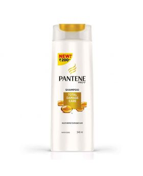 Pantene Total Damage Care  Shampoo, 340ml