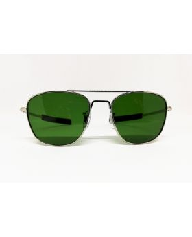 AO Replica Silver Sunglass for Men