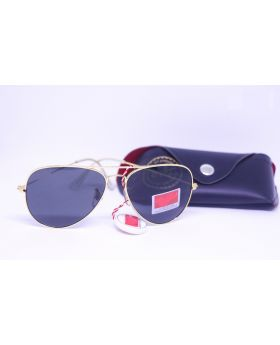 UV Protection Golden Sunglass for Men