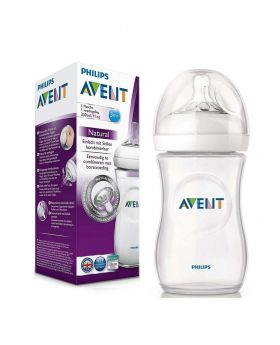 PHILIPS Avent Range Natural Feeder Baby Bottle 330ml