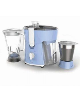 Philips Mixer Grinder HL1606/03 - Silver and Green
