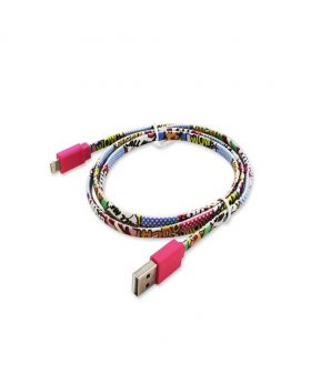 Any Life usb cable ANYP010-Pink