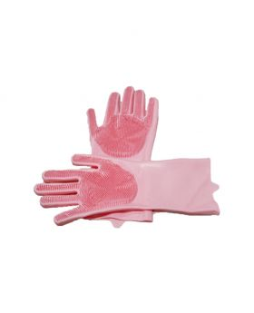 High Quality Hands Gloves for Kitchen Dishes Wash Waterproof Long Rubber Latex Gloves