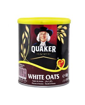 Quaker White Oats-500 gm