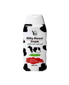 YC MILKY SHOWER CREAM