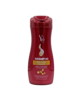 YC Gold Keratin Treatment   Shampoo