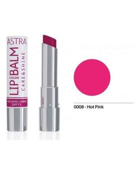 Astra - Lip Color Balm - 0008: Hot Pink