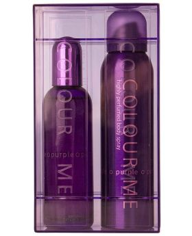 Colour Me - Gift Set - Purple