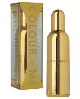 Colour Me - Perfume - 90ML - Gold (M)