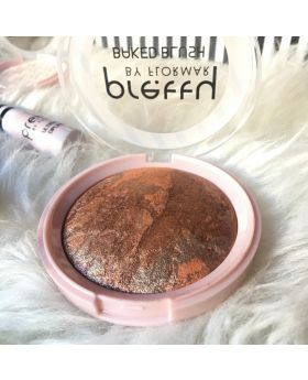 Pretty By Flormar - Baked Blush - 004: Shimmer Bronze