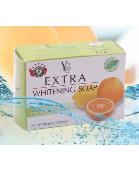 YC 100gm Extra Whitening Soap With Pure Lemon And Orange