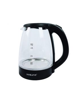 Sokany 1.7L Electric Kettle KT.S12