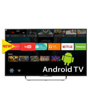 SONY BRAVIA W800C 43 INCH FULL HD NFC 3D LED ANDROID TV