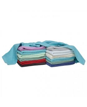 6 Pcs Sports Towel-Assorted Color