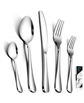Stainless Steel Knife Fork Spoon Stainless Steel Cutlery,tableware Set