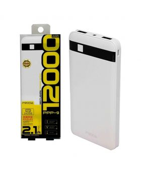 Proda 12000 mAh Power Bank