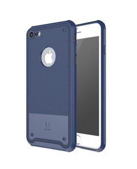 Baseus Shield Case for iPhone 7 & 8 - Navy Blue
