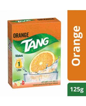 Tang Orange Instant Drink Mix 125g