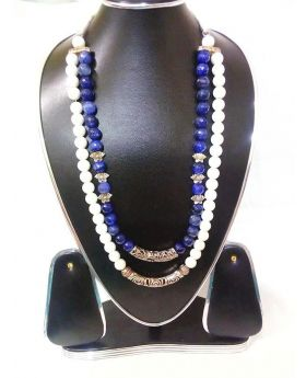 Blue Berry Necklace