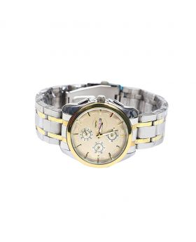 Tissot TSTC04902-0061 Stainless Steel & Stainless Steel  Belt Analogue Watch For Men