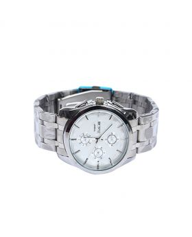 Tissot TSTC04902-0062 Stainless Steel & Stainless Steel  Belt Analogue Watch For Men