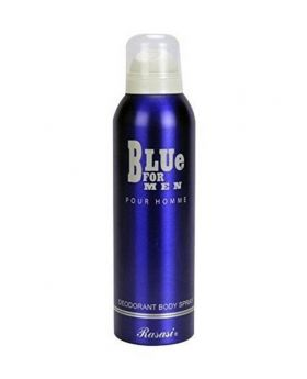 RASASI  DEO  BLUE FOR MEN 2- 200ml