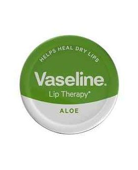 Vaseline Lip Therapy Aloe 20g