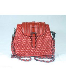Good quality Artificial Leather Handbag- VG06
