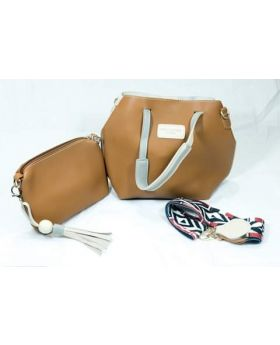 Good quality Artificial Leather Handbag- VG08