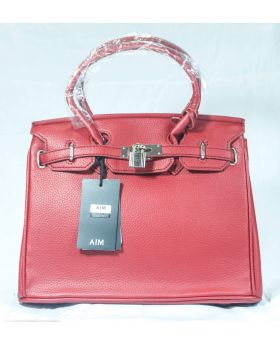 Good quality Artificial Leather Handbag- VG11