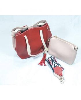 Good quality Artificial Leather Handbag- VG14