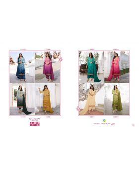 Vipul Fashion Pristine 4575 Colors Premium Quality