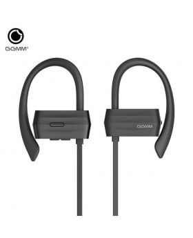 GGMM W600 Portable Blutooth Earphones Wireless Sport Headsets With Microphone Handfree Noise Cancelling Waterproof Earbuds