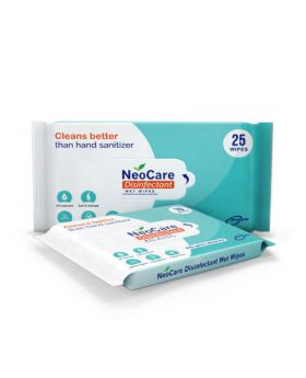 Neocare wet wipes