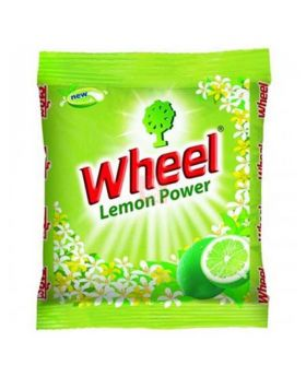 Wheel Washing Powder Lemon Power 500gm