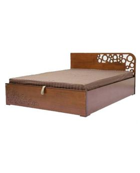 Malaysian Processing Wood- MDF Home Bed  Queen size Nadia khat
