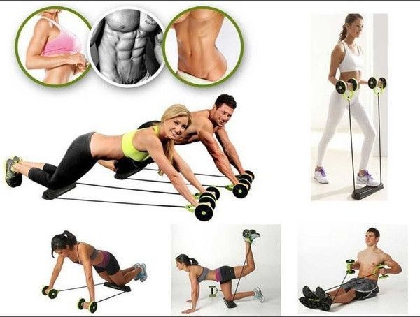 Revoflex Xtreme Full Body Workout - buy revoflex workout Best ...