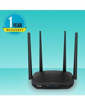 AC1200 Smart Dual-Band WiFi Router